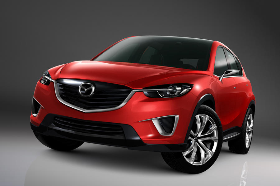 cx 5 starts new mazda era autocar. Black Bedroom Furniture Sets. Home Design Ideas