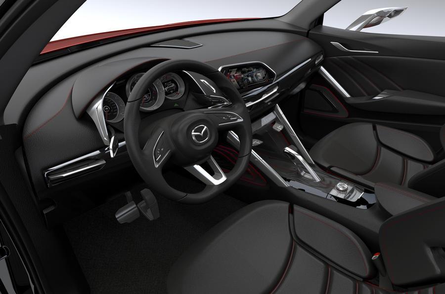 Geneva motor show: Mazda Minagi