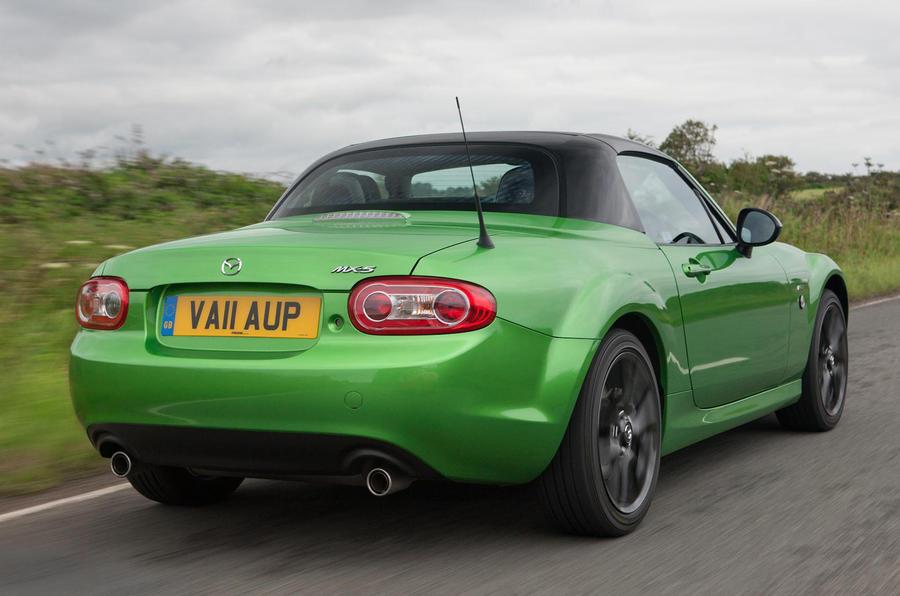 Limited-edition Mazdas revealed