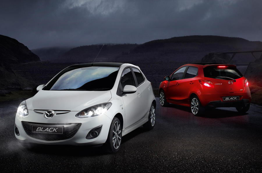 Limited-edition Mazdas revealed