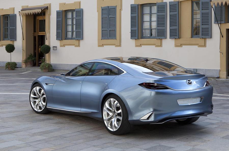LA motor show: Mazda Shinari