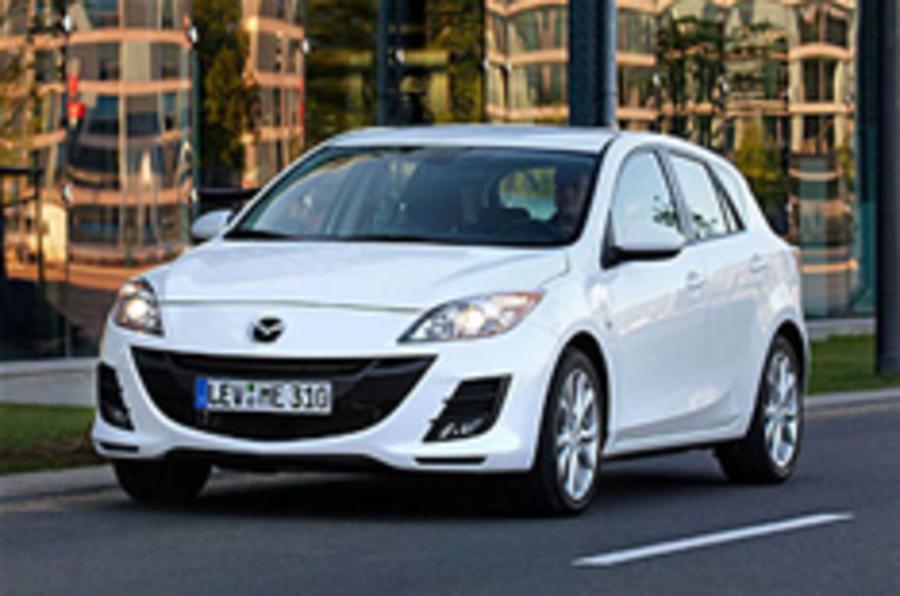 Mazda plans hybrid development