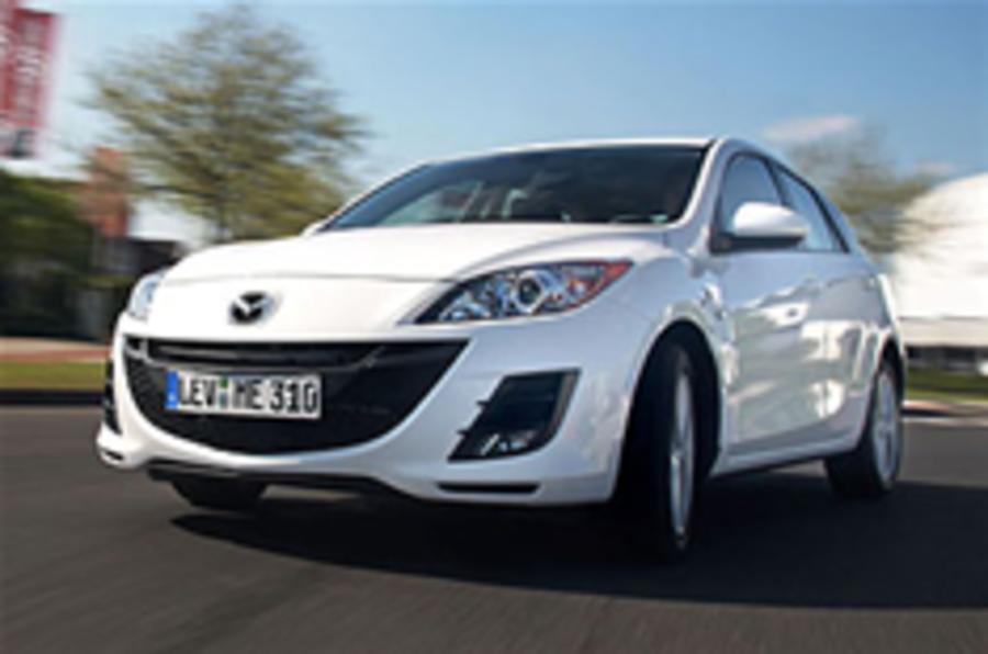 Mazda 3 gets i-stop tech