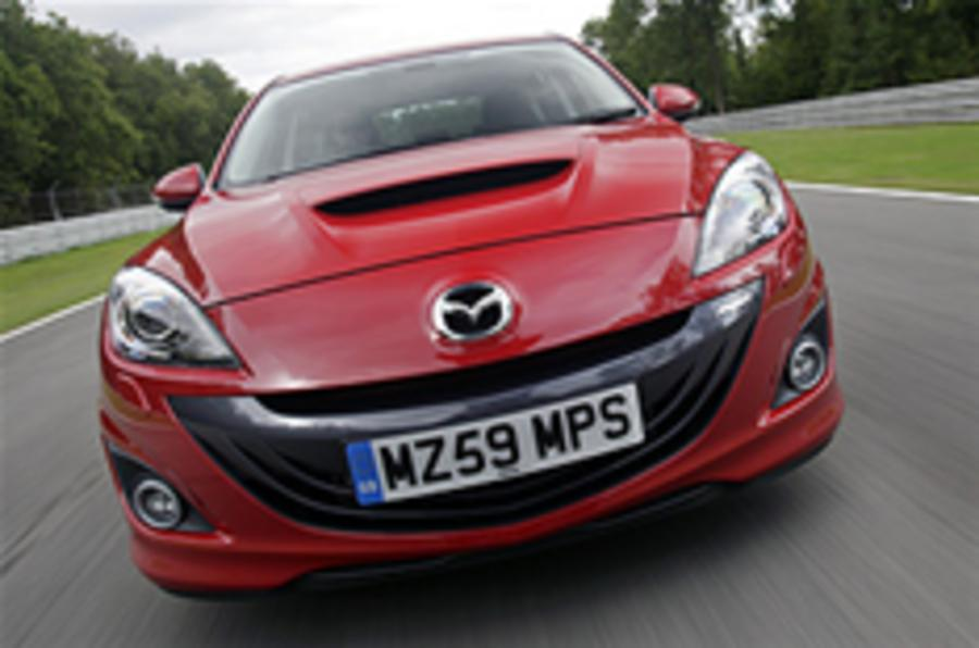 Mazda 3 MPS from £21,500