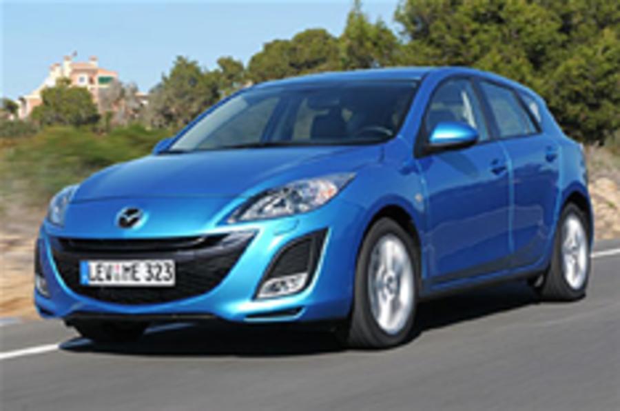New Mazda 3 from £13,500
