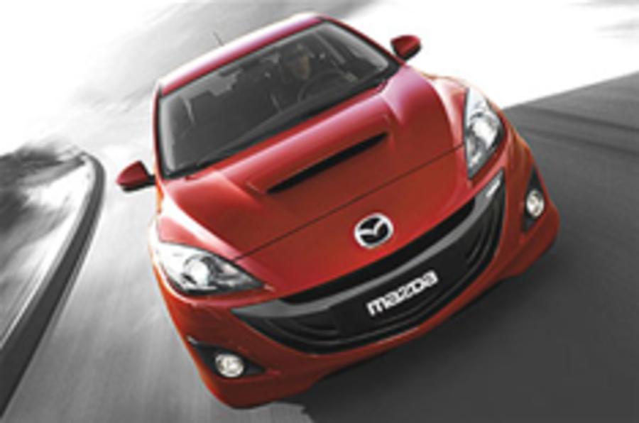 Hot Mazda 3 MPS revealed
