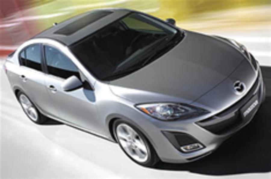 Update: new Mazda 3