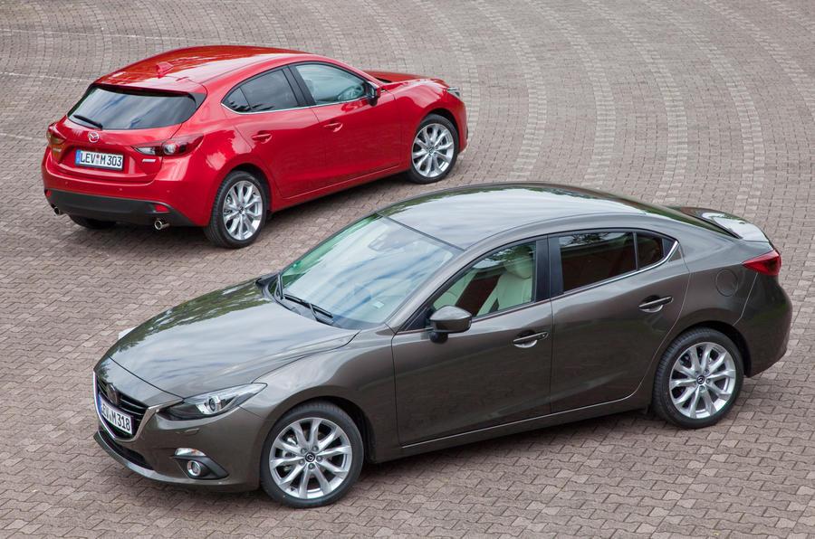Mazda 3 Fastback unveiled