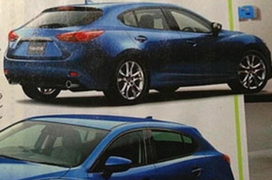 New Mazda 3 revealed