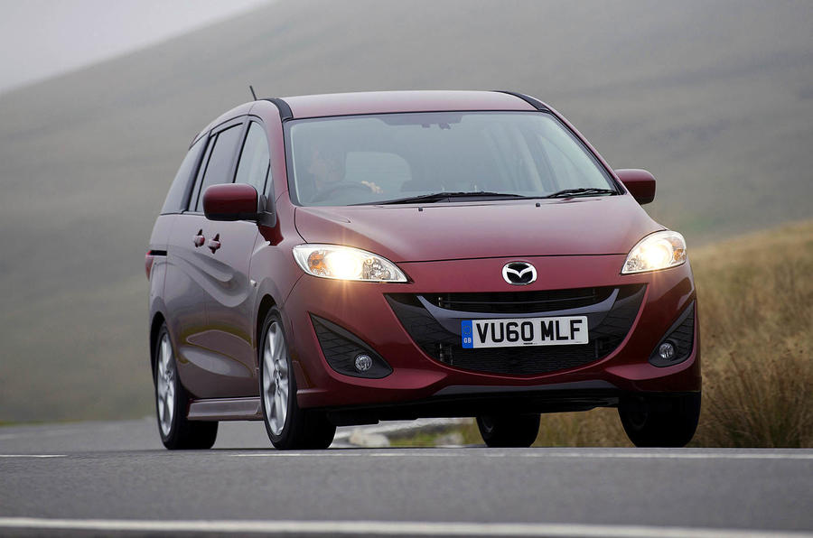 Nissan to sell Mazda 5