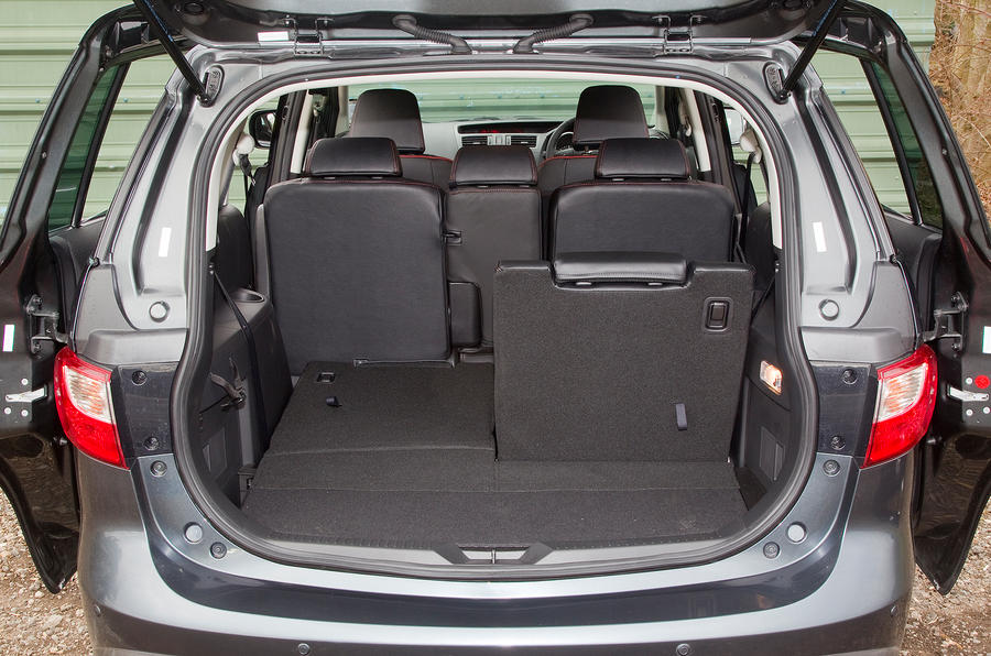 Mazda 5 interior dimensions
