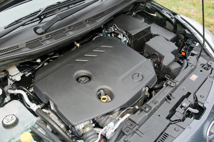 Mazda 5 diesel engine