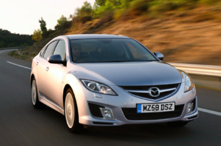 Spiders force Mazda recall