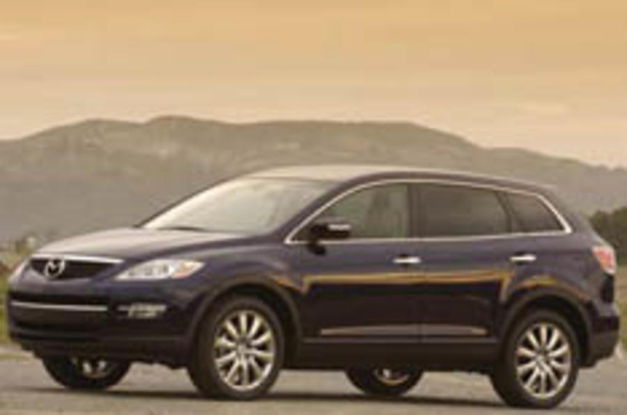 New York show latest: Mazda's new CX-9