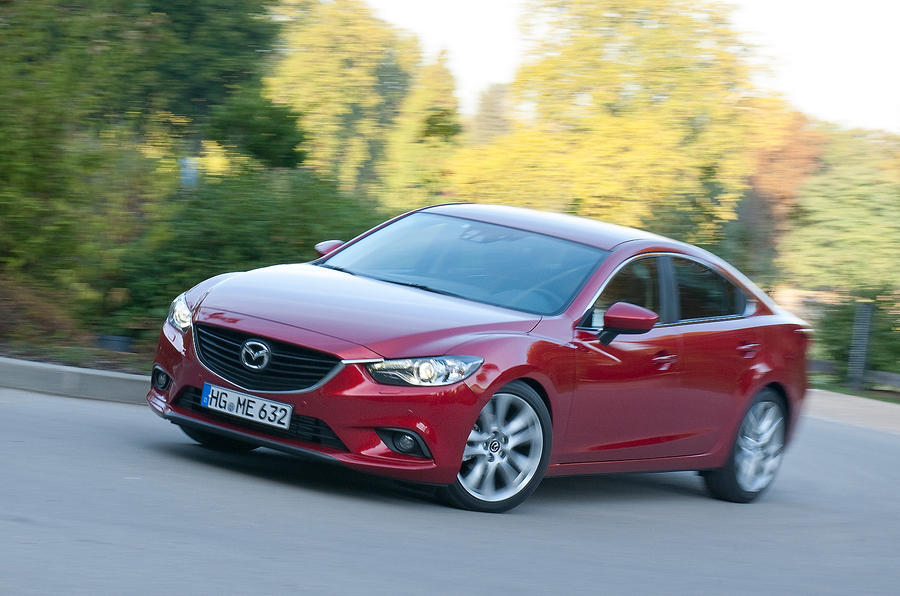 2013 Mazda 6 saloon review | Autocar
