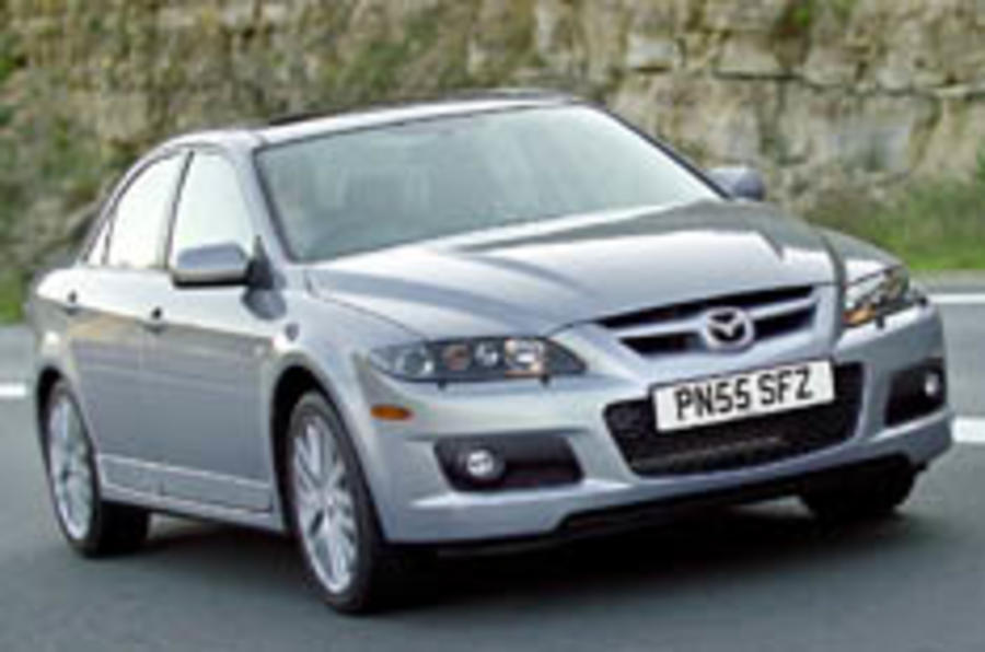Mazda's fastest-ever saloon