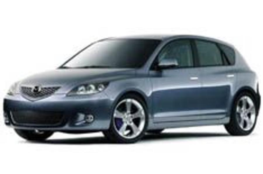Mazda 3 goes MPS