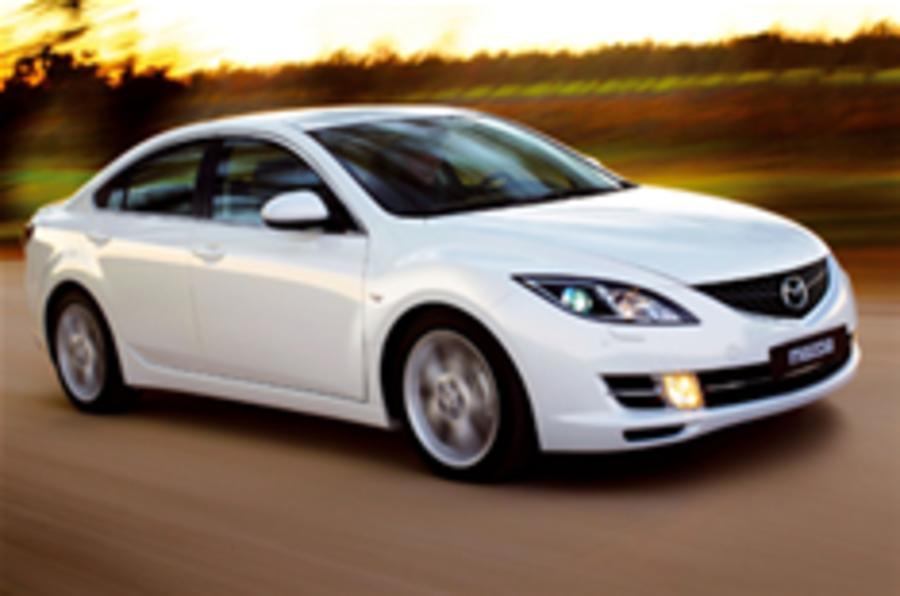 Hot Mazda 6 gets diesel engine