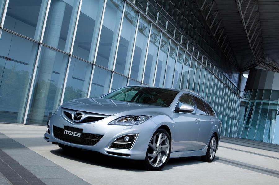 Mazda 6 gets advanced stop-start