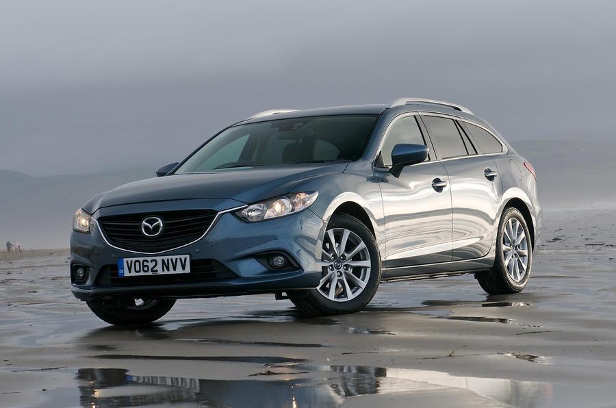 4 star Mazda 6 estate