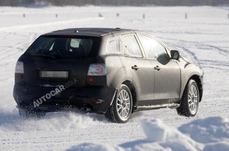 Mazda CX-5 - new pics