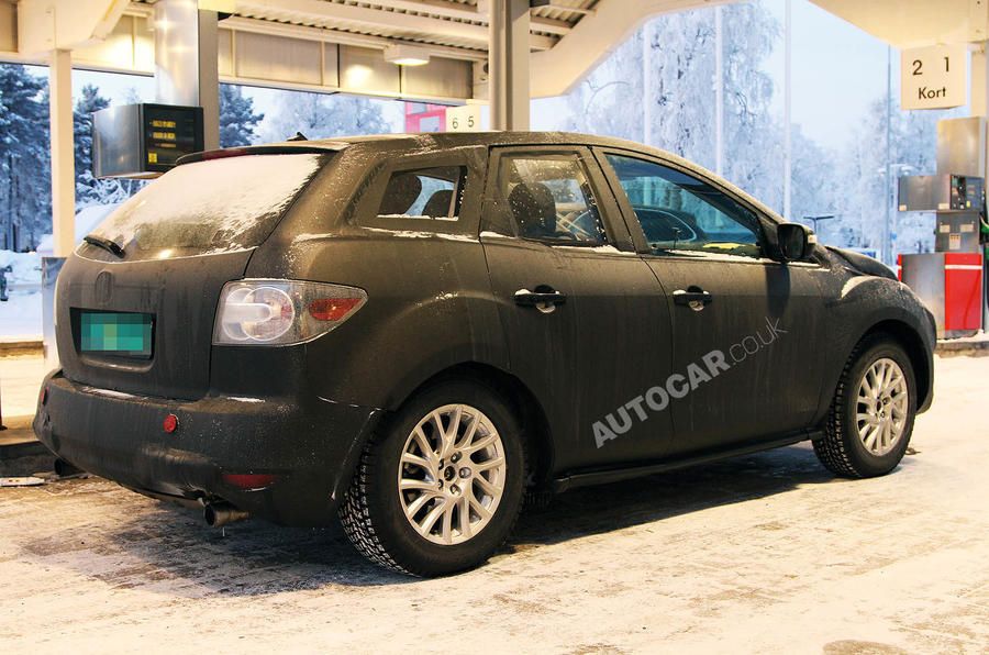 Mazda's baby SUV - first pics | Autocar