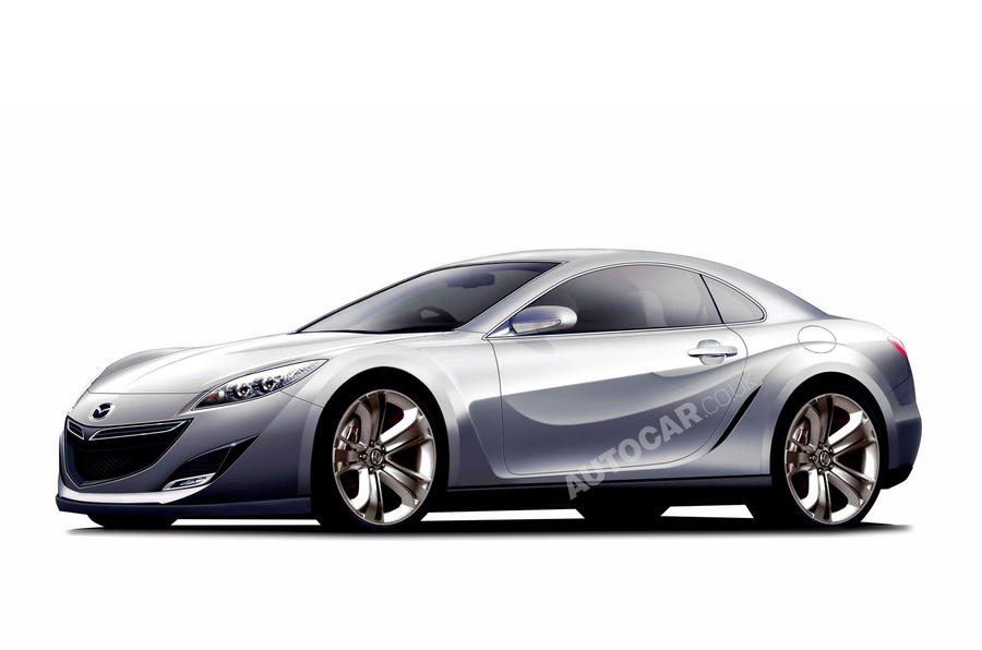 Mazda plans new turbo RX-7