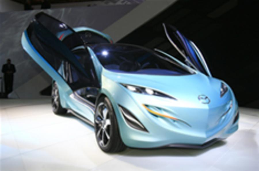 Paris show: Mazda Kiyora