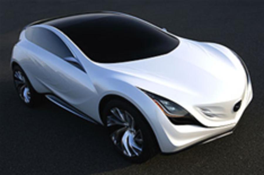 Inside story: Mazda Kazamai