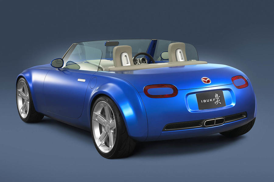 Next Mazda MX-5 uncovered