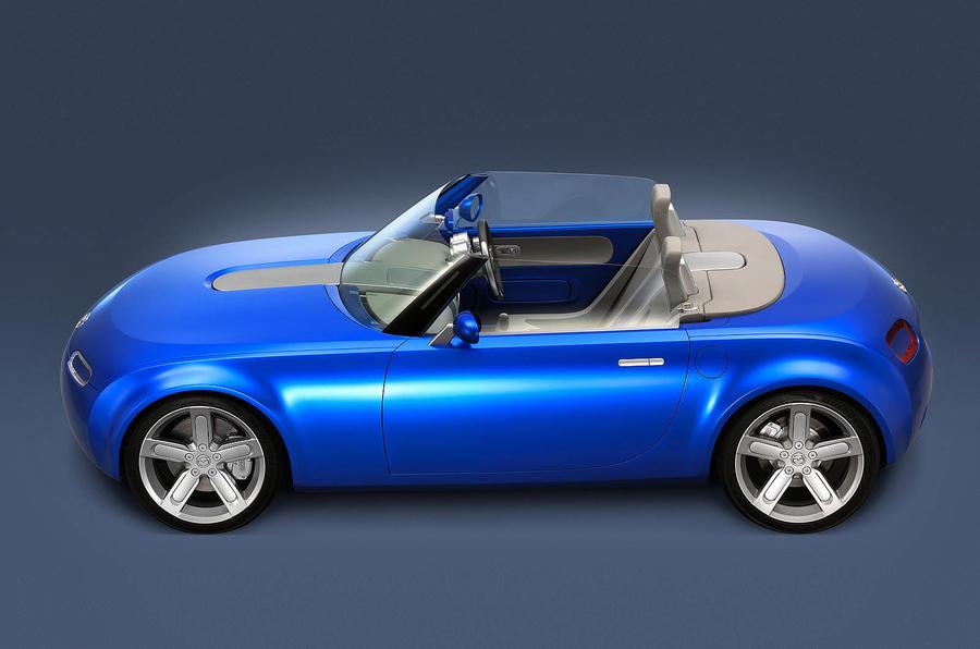 Next Mazda MX-5 uncovered