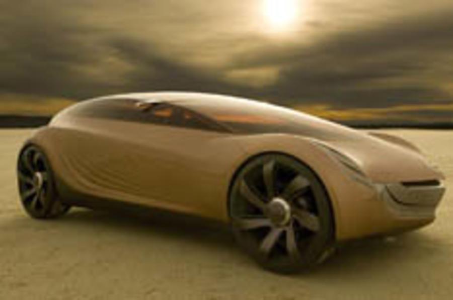LA show: Mazda looks to the future