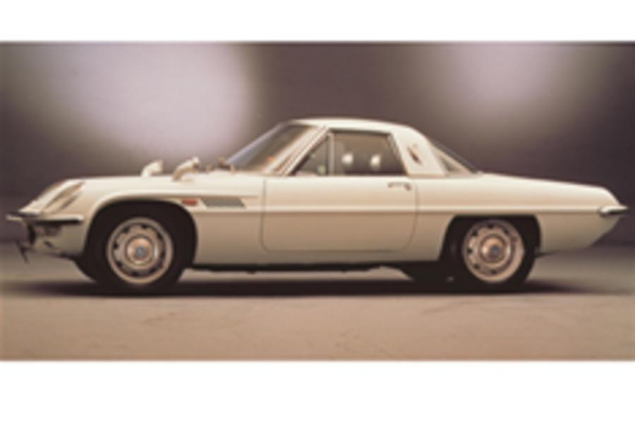 40 years of rotary Mazdas