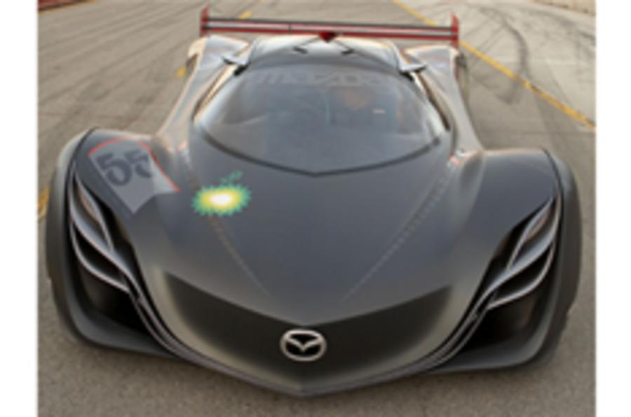 Mazda 1 to get Paris preview