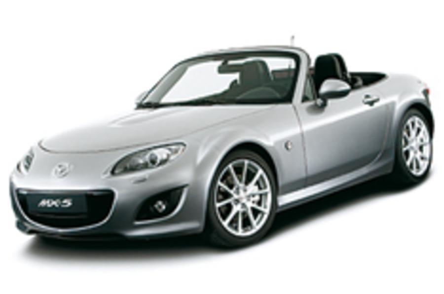 Mazda cuts more weight