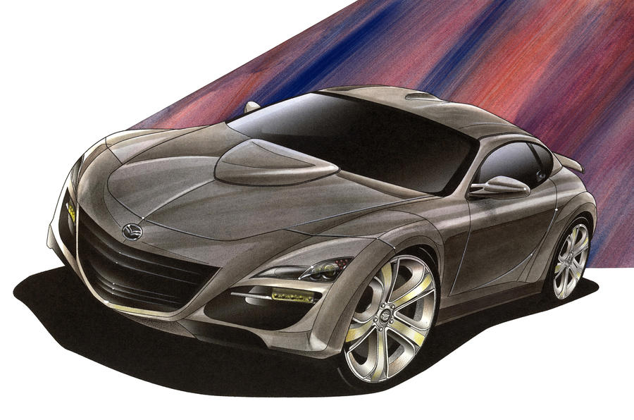Mazda to launch new concept