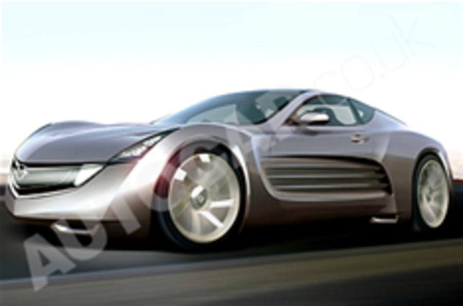 Mazda's hydrogen future