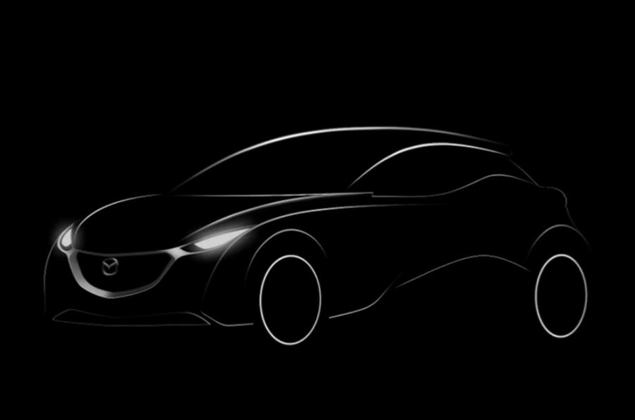 Next-gen Mazda 3 previewed
