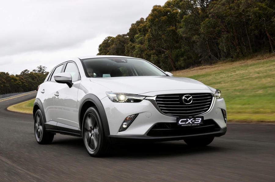2015 Mazda Cx 3
