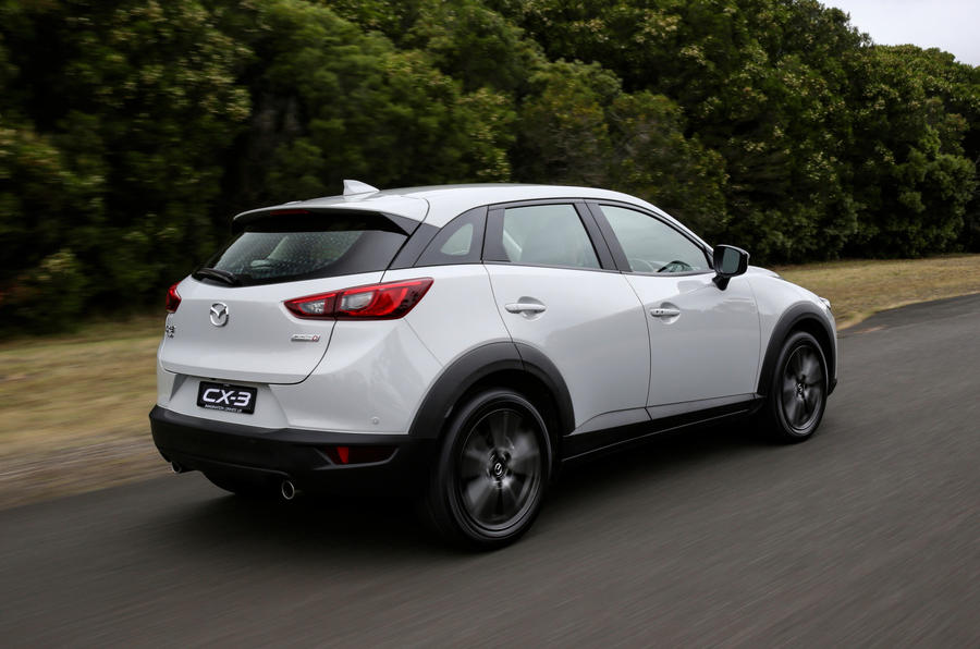 2015 Mazda CX-3 review