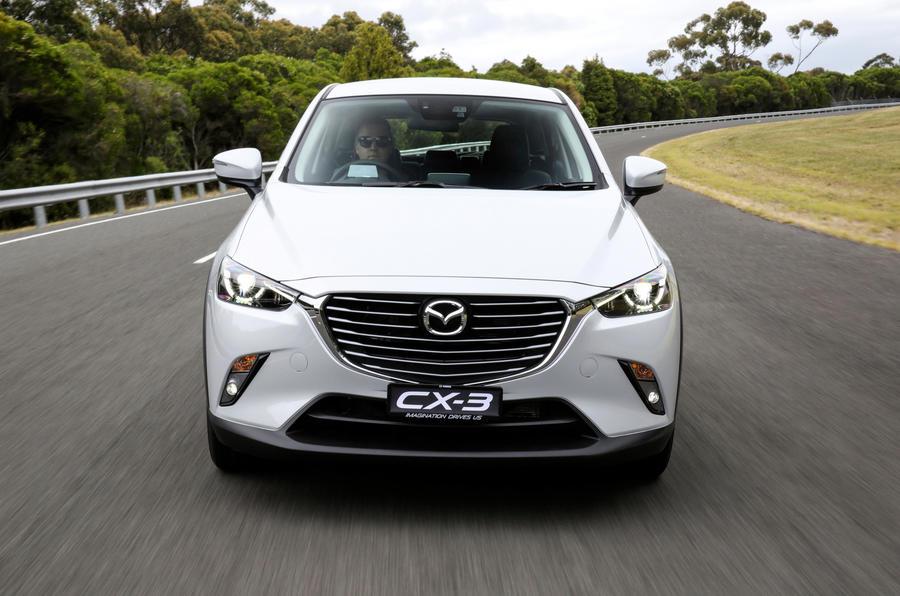 £14,500 Mazda CX-3