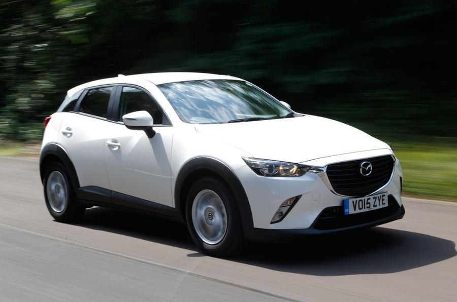 Mazda cx 3 diesel review