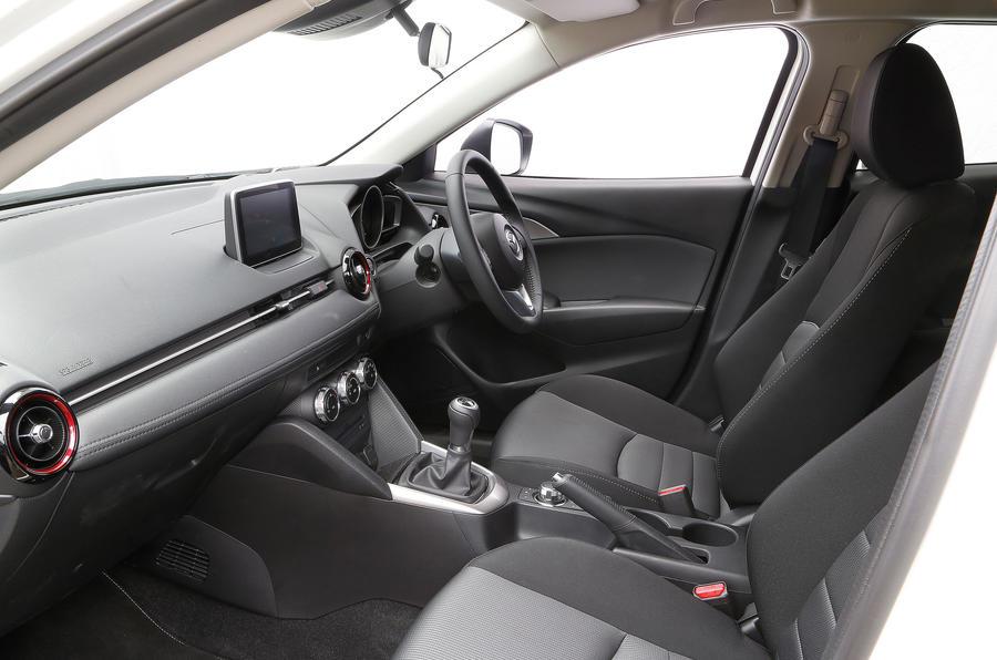 Mazda CX-3 interior | Autocar