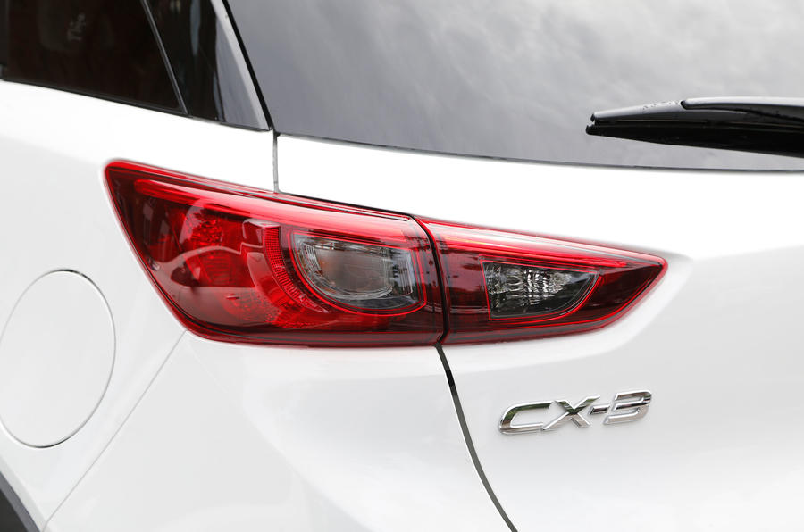 Mazda CX-3 rear light