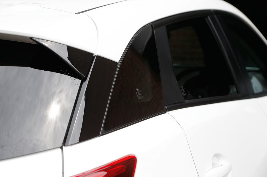 Mazda CX-3 rear quarter