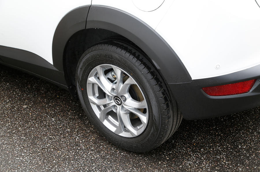 16in Mazda CX-3 alloys