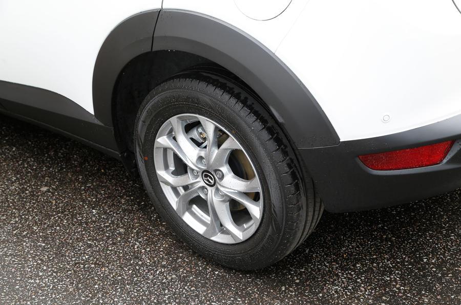 16in Mazda CX-3 alloys