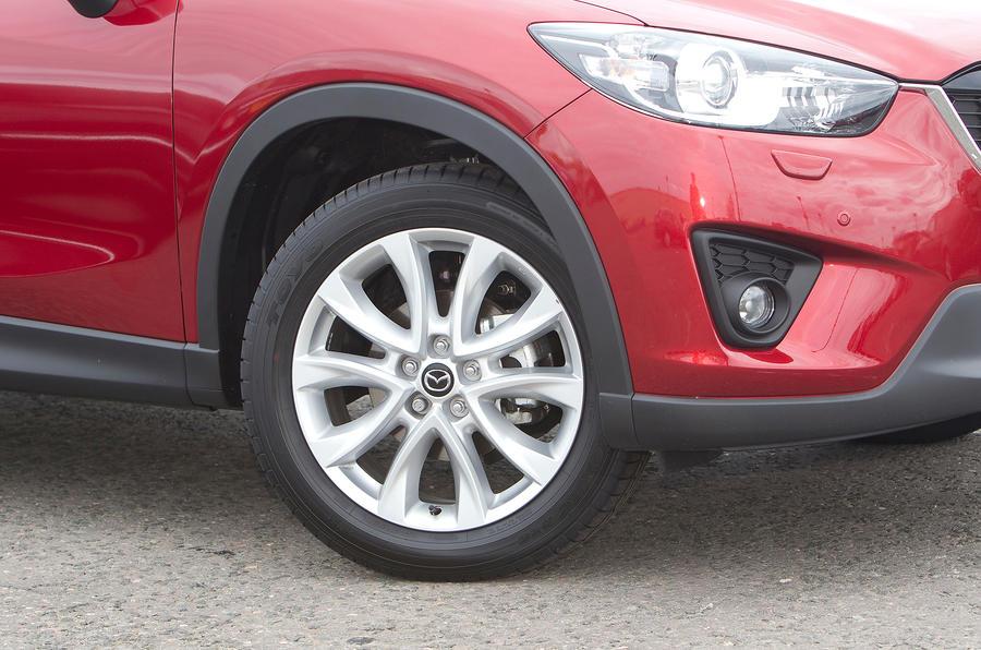 17in Mazda CX-5 alloy wheels