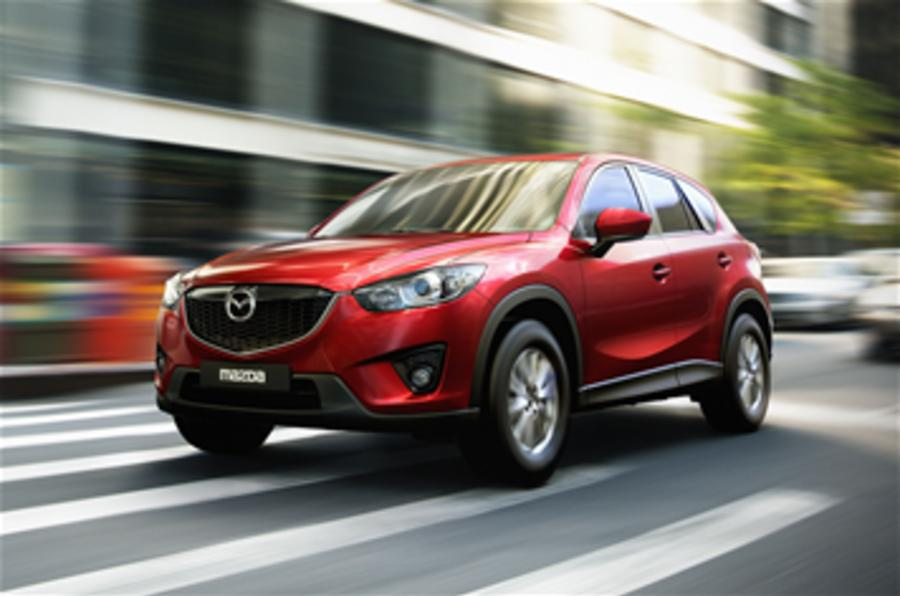 Mazda CX-5 – pricing and spec