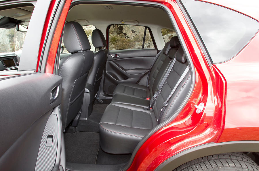 Mazda Cx 5 Review 2017 Autocar